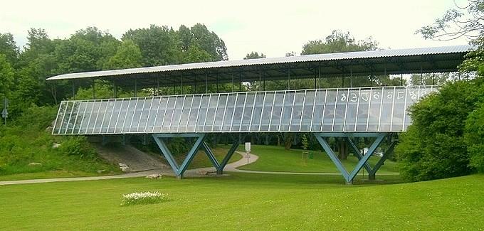 Brücke am Echinger See